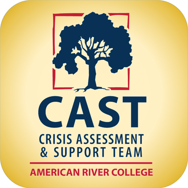 Crisis Assessment and Support Team button
